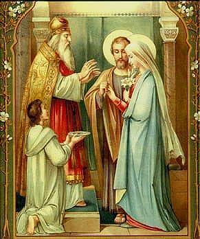 [MaryVitamin] Marriage of Mary & Joseph