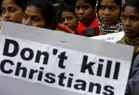 Church bombing in the northwest Pakistan, 2 Christians wounded