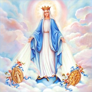 [MaryVitamin] Our Lady of the Miraculous Medal