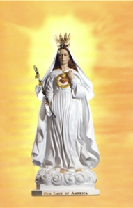 Our Lady of America Newsletter June, 19 2012