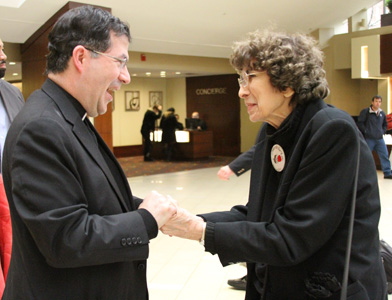 """Fr. Pavone: Nellie Gray was """"a tireless warrior for the unborn"""""""